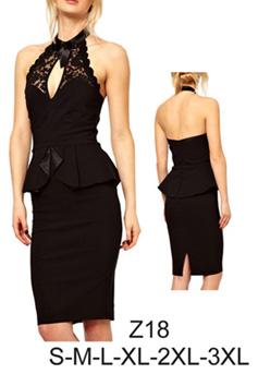 Modelos de vestidos de tela de punto