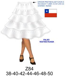 4b8b20f46 Faldas